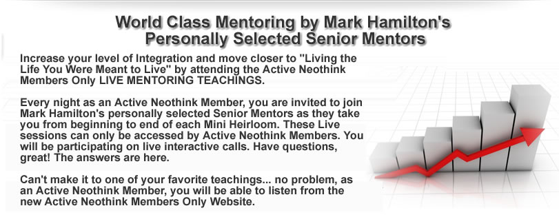 Mark Hamilton - World Class Neothink Mentoring